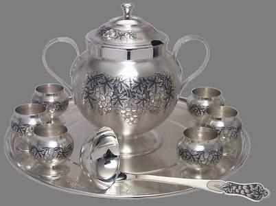 Серебряное кольцо в России – редкое явление до 1740 года