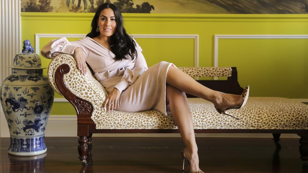 Химена Алехандра из Австралии оставила карьеру юриста, чтобы стать дизайнером ювелирных украшений