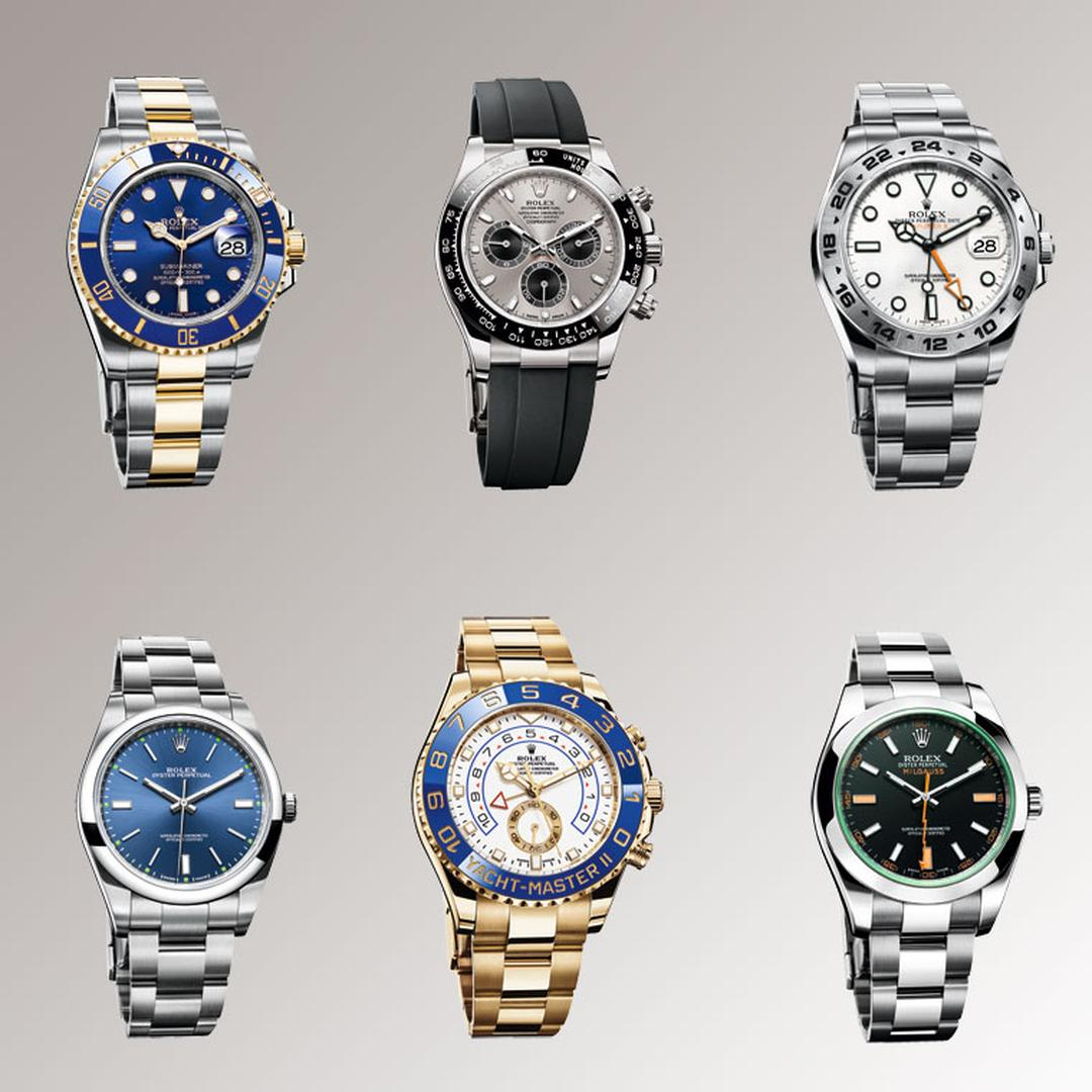 Какие часы Rolex выбрать?