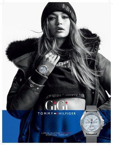 Tommy Hilfiger представила часы сезона осень 2017 года