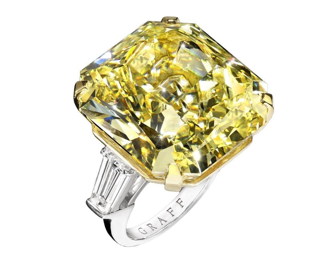 Fellows побила собственный рекорд продажей желтого бриллианта