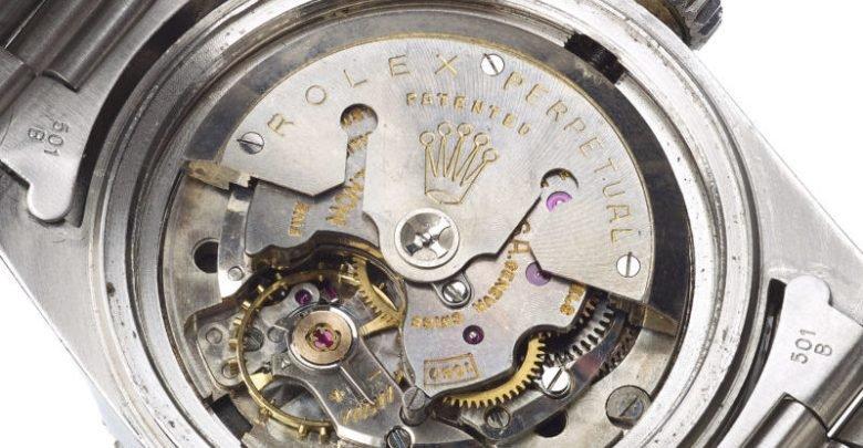 Редчайший экземпляр часов Rolex был продан с молотка почти за 49 000 фунтов стерлингов