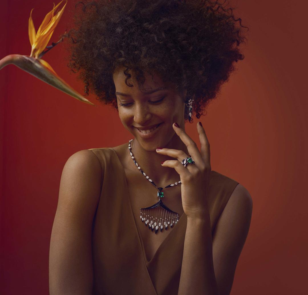 Универсальная красота коллекции «Сокровища Африки» от Chaumet (Trésors d'Afrique)