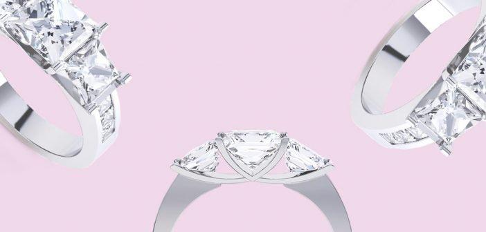 Огранка бриллианта – «Принцесса»