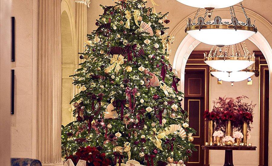 В канун Рождества ювелирный дом Garrard сообщил о сотрудничестве с одним из самых роскошных отелей Лондона