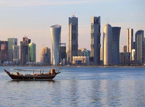qatar_capital_doha_skyline