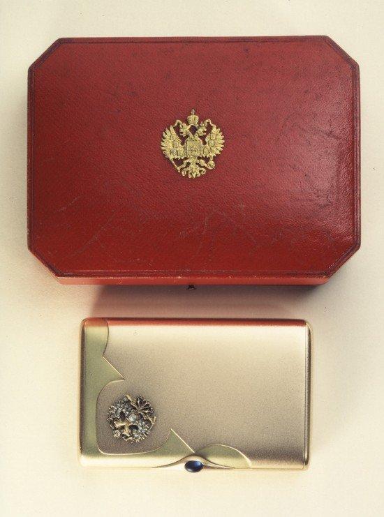 Fabergecigarettecase