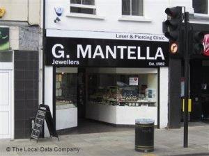 Ювелирный магазин G Mantella