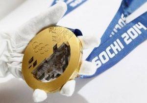 Золотые медали АДАМАС