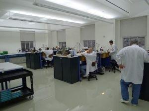 Часовая мастерская в HSWA