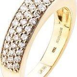 Обручальное кольцо Диаманти с бриллиантами